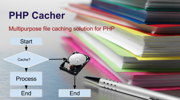 PHP Cacher – Multi-purpose file caching library