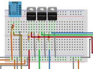 Mirror Module PCB